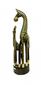Зебра с ребенком,2 цвета (з-43)