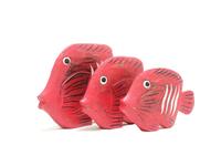 Набор рыб, 6 цветов (р-298, р-299, р-300)