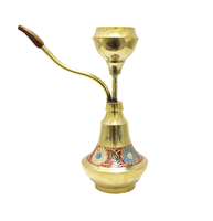 Кальян латунный с латунной трубкой (кл-18)