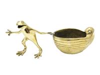 Лягушка латунная (лл-10)
