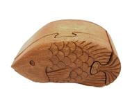 Шкатулка-рыба (ш-145-8)
