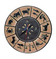 Солнышко со знаками зодиака, 3 цвета (си-41)