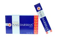 """Благовония на пыльцевой основе Vijayshree """"Golden Nag Darshan"""" (б-31-19)"""