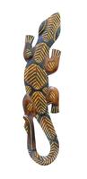 Ящерица разноцветная (я-04)