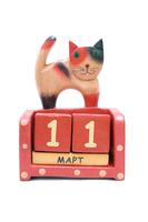 Маленький календарь с животными в ассортименте (к-352)