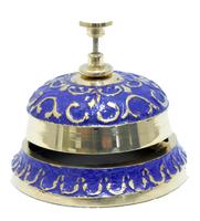 Звонок латунный, 4 цвета (зл-02)