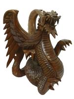 Дракон суара с крыльями, (дс-09)
