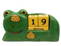 Календарь в лягушке (ка-20)