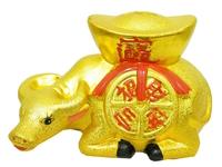 Керамический буйвол - копилка (кк-04)