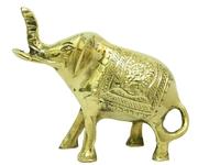 Слон латунный стоящий (сл-20а)