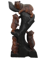 Четыре медведя на дереве (мс-07)