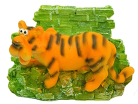 Тигр-визитница из полистоуна, Китай, 2 вида (тк-12)