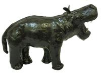 Кожаные животные маленькие: бегемот (кж-65)