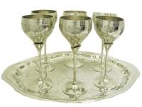 Набор рюмок для шампанского (нр-13)