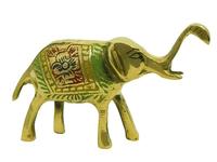 Слон латунный (сл-10)