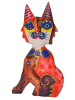 Котик цветной с зазубринами (к-125)