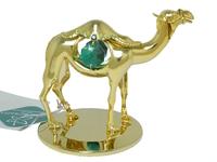 "Статуэтка с кристаллами Swarovski "" Верблюд "" (ис-15)"