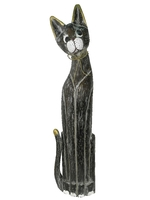 Кот серый антик (к-615)
