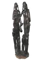 Фигура эбеновая: семья масаев (фэ-86)