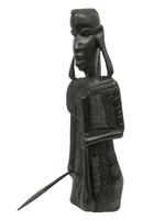 Фигура эбеновая: масаи небольшие, 4 вида (фэ-35)