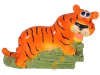 Тигр керамический прикольный, 2 вида (тк-05)