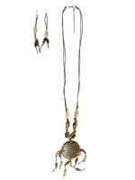 Ожерелье кокосовое (ок-09)