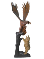 Орел с медведем, 2 вида (ос-51)