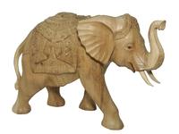 Слон суара с резьбой (сс-59)