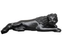Лев эбеновый лежащий, Африка, (лэ-16)