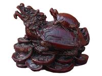 Дракон с черепашкой на деньгах (х-28)