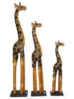 Набор жирафов в пятнышках  (ж-15, ж-16, ж-84)