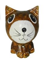 Котик с колокольчиком, 3 цвета (кн-173)