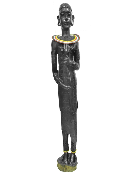 Фигура эбеновая: масаи (фэ-19)