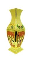 Металлическая фигурка: ваза с камнями и египетской тематикой (мф-02)