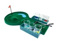 Игры настольные: гольф со стопками (и-06)
