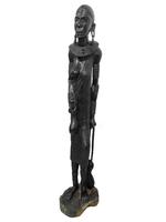 Фигура эбеновая: масаи  большие (фэ-24)