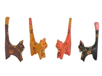 Набор котиков под кольца, 4 вида (кк-51)