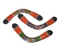 Бумеранг двусторонний, разные расцветки (б-28)