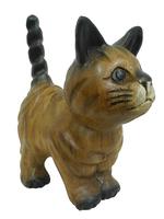 Котик манго, волнистая шерсть (км-57)