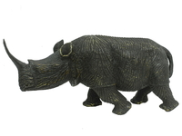 Носорог тиковый малый, (Таиланд), (нт-17)
