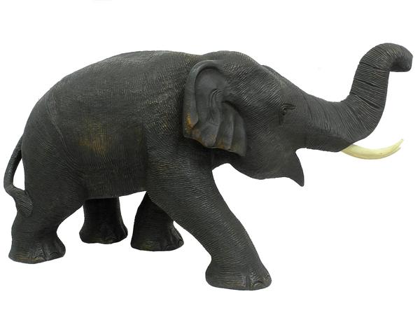 Слон тиковый большой (ст-62)