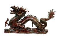 Дракон ползущий с выдвинутой лапой (х-192)
