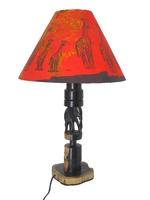 Лампа-торшер эбеновая (лэ-26)