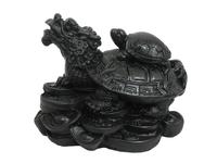 Резинг: черепаха-дракон на монетах (р-491)