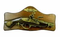 Оружие сувенирное: пистоль маленький подвесной (ос-64)
