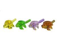 Жаба-трещетка, 4 цвета (жб-07)