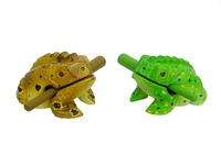 Жаба-трещотка, 4 цвета (жб-08)