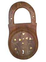Ключница шишам в виде замка (пк-61)