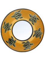 Солнышко: зеркало с черепахами (си-98)
