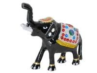 Слон алюминиевый, 4 цвета (са-01)